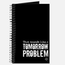 Tomorrow Problem Journal
