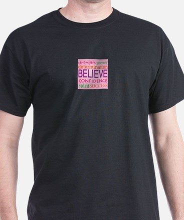 Motivating Words T-Shirt