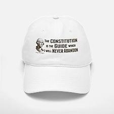 Washington Quote - Constitution Baseball Baseball Cap