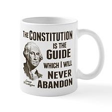 Washington Quote - Constitution Mug