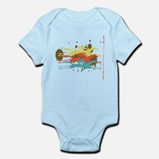 Horse racing Party Infant Bodysuit