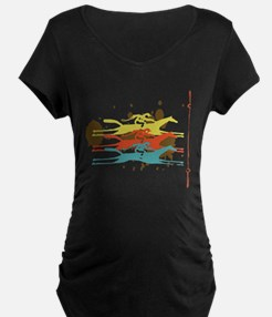 Horse racing Party T-Shirt