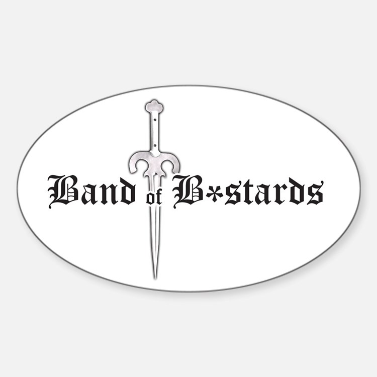 Band of B*stards Decal