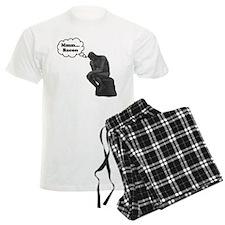 Mmm Bacon Thinker Pajamas