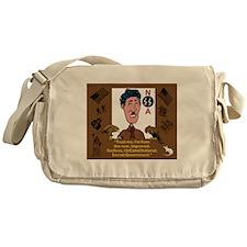 New World Order Messenger Bag