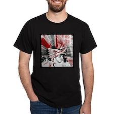 Aztec Eagle Warrior T-Shirt