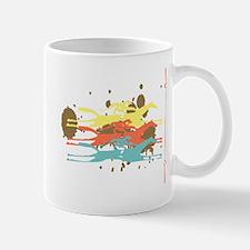 Horse racing Party Mug