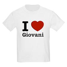 I love Giovani T-Shirt