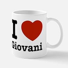 I love Giovani Mug