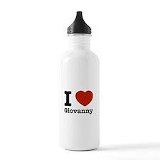 I love Giovanny Water Bottle