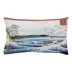 Seascape Pillow Case