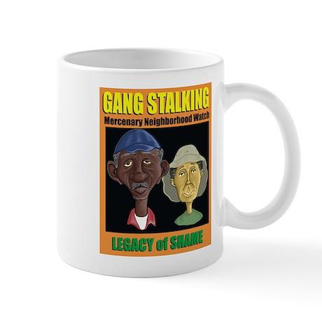 Ma and Pa Gang Stalking Mug