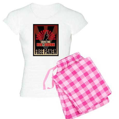 Revolution Free Panem Women's Light Pajamas