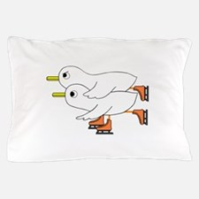 Figure Skating Pillow Case