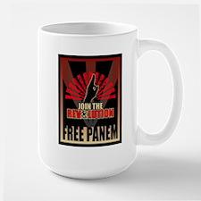 Revolution Free Panem Gifts Mug