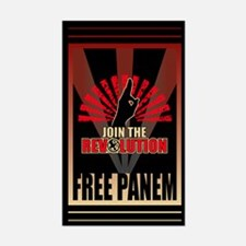 Revolution Free Panem Gifts Decal