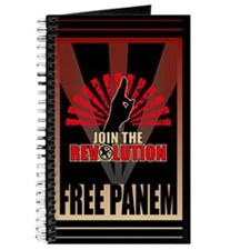 Revolution Free Panem Gifts Journal