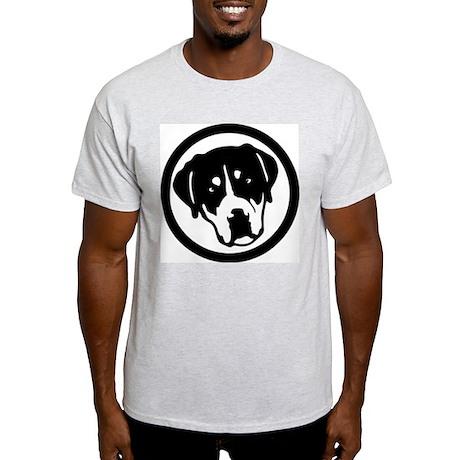 Greater Swiss Mountain Dog Light T-Shirt