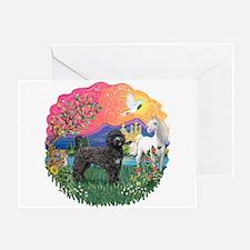 FantasyLand-PWD(Blk) Greeting Card