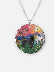 FantasyLand-PWD(Blk) Necklace