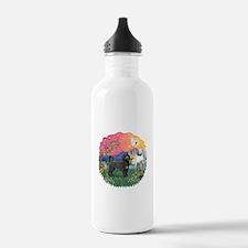 FantasyLand-PWD(Blk) Water Bottle