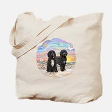 OceanSunrise-TWO PWDs Tote Bag