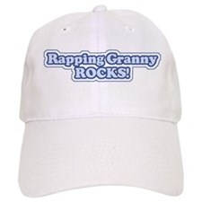 Rapping Granny Rocks Baseball Cap