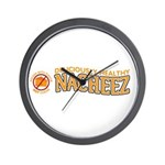Nacheez Wall Clock