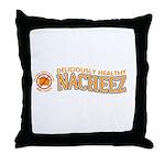 Nacheez Throw Pillow
