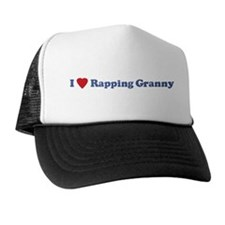 I Love Rapping Granny III Trucker Hat