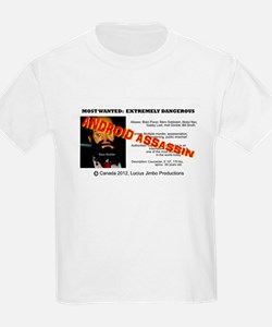 Android Assassin T-Shirt