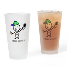 Geek - Spinelli Drinking Glass