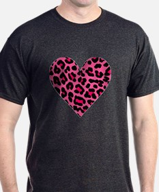 HOT PINK LEOPARD T-Shirt