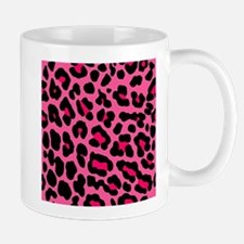 HOT PINK LEOPARD Mug