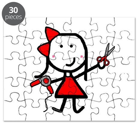 Hairstylist - Stephanie Puzzle