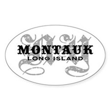 Montauk Long Island NY Decal