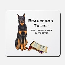 Beauceron Tales Mousepad