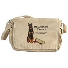 Beauceron Tales Messenger Bag