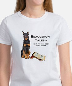 Beauceron Tales Women's T-Shirt