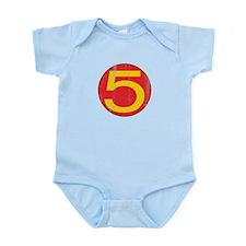 Vintage Mach 5 Infant Bodysuit