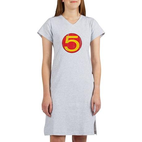 Vintage Mach 5 Women's Nightshirt