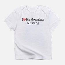 Funny Mustang Infant T-Shirt