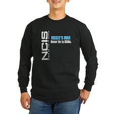 NCIS McGee's Rule T