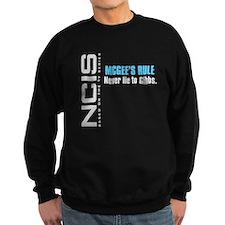 NCIS McGee's Rule Sweatshirt