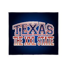 TEXAS - The XXL State Throw Blanket