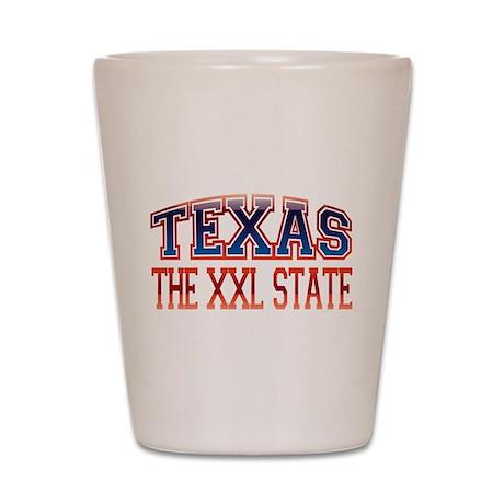 TEXAS - The XXL State Shot Glass