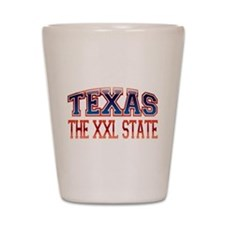TEXAS - The XXL State Shot Glass
