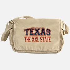 TEXAS - The XXL State Messenger Bag
