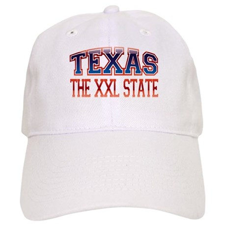 TEXAS - The XXL State Cap