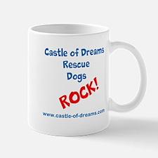 Rescue Dogs ROCK! Mug
